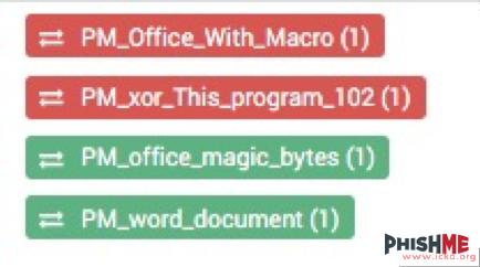 [轉]分析單字節XOR的Word巨集病毒文檔